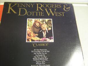 Kenny Rodgers and Dottie West - Classics