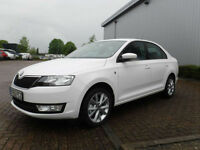 Skoda Rapid 1.6TDI DSG Ambition Plus Left Hand Drive(LHD)