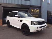 2006 Land Rover Range Rover Sport 2.7TD V6 auto HSE
