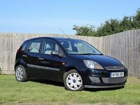 2006 56 FORD FIESTA 1.2 STYLE CLIMATE 16V 5D 78 BHP