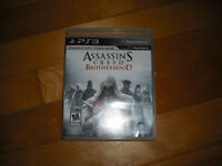 Assassin's Creed Brotherhood Playstation 3 Complet