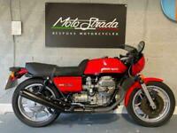 Moto Guzzi 850 Le Mans MK I genuine UK bike 1977