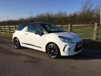 Citroen DS3 1.6 THP ( 155bhp ) DSport Plus finance available from £35 per week
