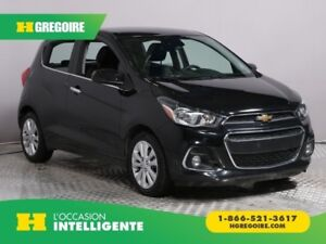 2017 Chevrolet Spark LT AUTO A/C CUIR TOIT MAGS BLUETOOTH CAM RE