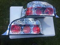 Saxo mk2 rear lights