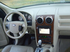 2007 Ford FreeStyle/Taurus X Limited AWD SUV, Crossover