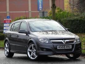 Vauxhall Astra 1.8i 16v Exterior Pack 2010 SRi + SATNAV + 7 SERVICE STAMPS