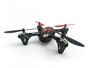 Hubsan Mini Quadcopter Drone With Camera