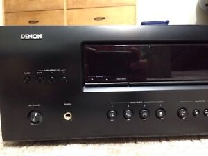 Denon AVR-1612 surround Reciever Peterborough Peterborough Area image 1