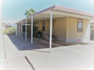 Mobile Home in Apache Junction Arizona