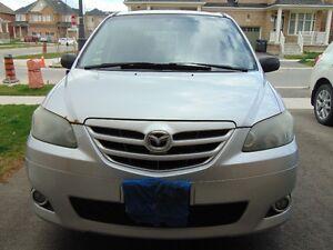 2004 Mazda MPV LX Minivan, best offer