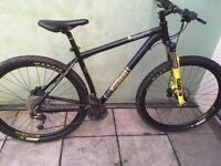 Voodoo 29er mountain bike
