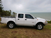 SELLING D22 ST-R 2.5TDi Point Vernon Fraser Coast Preview