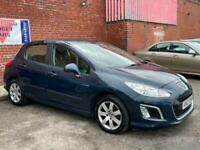 Peugeot 308 1.6 HDI 2012 5 door manual. Cheaper on the net. Good engine & gearbx