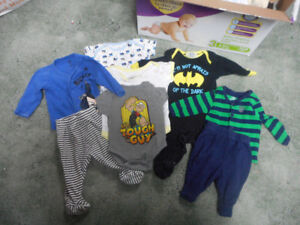 Over 160 Baby Boy Clothes Newborn + 0 to 12 months