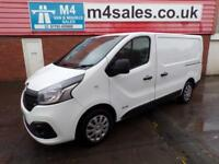Renault Trafic SL27 BUSINESS PLUS DCI SWB WITH A/C 115PS