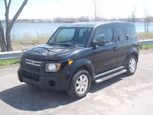 Honda Element 2007 traction intégrale