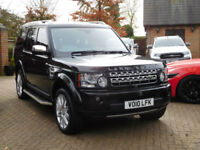 2010 10 Reg Land Rover Discovery 4 3.0TDV6 ( 242bhp ) Auto XS