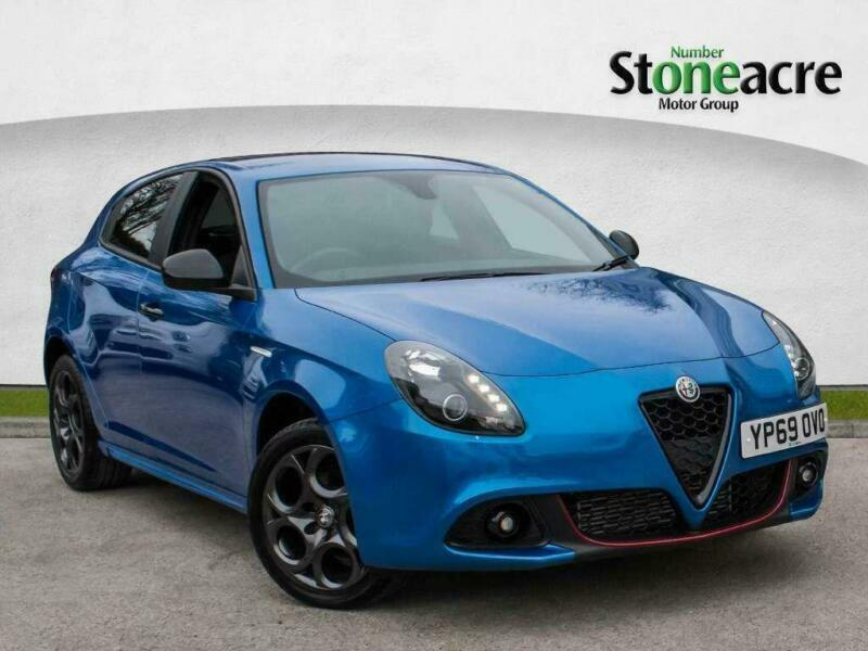2020 Alfa Romeo Giulietta 1.6 JTDM 2 120 Speciale 5dr ...