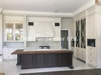 Kitchen cabinet/vanity/wall unit installations & woodwork