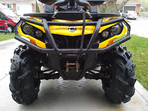 Can am 1000 outlander for sale Kitchener / Waterloo Kitchener Area image 3