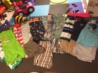 Boys 12m summer clothes