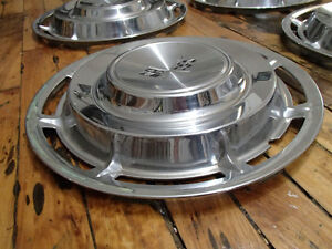 1960 CHEVROLET CHEVY WHEEL RIM COVERS