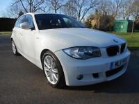 2011 BMW 1 Series 2.0 120d M Sport 5dr