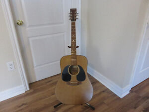 For Sale: Lefty Acoustic Guitar