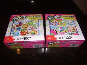 SHOPKINS PUZZLES AND GAMES
