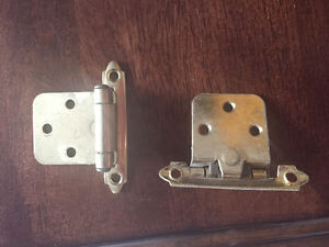 Gold hinges