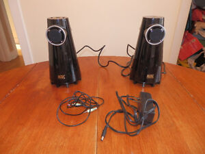 Altec Lansing expressionist BASS speakers