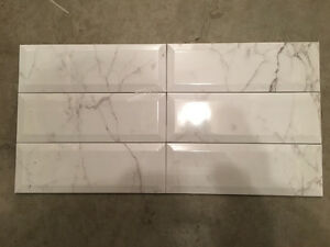 4x12 Ceramic Looking Marble