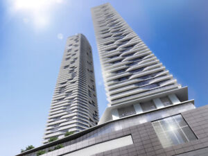 Brand New Luxury Downtown Toronto Condo For Rent - Location!!!!!