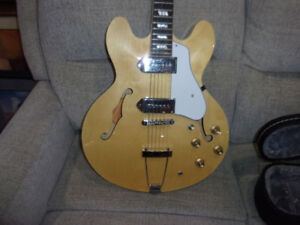 Epiphone Casino Hollow Body Guitar For Sale