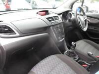 2016 Vauxhall Mokka 1.6 Exclusiv Ss 5dr 5 door Hatchback