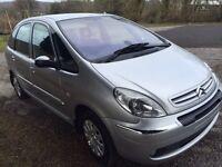 Citroen Picasso hdi diesel low tax/insurance service mot £1475