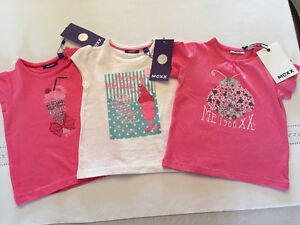 BRAND NEW Baby Girl T-Shirts by Baby Mexx