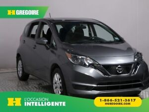 2017 Nissan Versa Note SV AUTO A/C GR ELECT MAGS BLUETOOTH CAMER