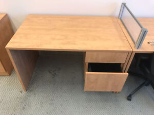 Canadian Made Straight Desk! Call Us And Get Discount*.