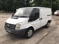 Ford Transit 2.4TDCi Duratorq ( 115PS ) 330S ( Low Roof ) 2008.25 330 SWB