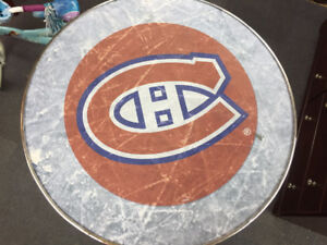 Montreal Canadiens Bar Table