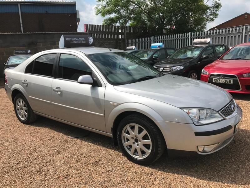 2006(56) Ford Mondeo 2.0 TDCi 130 ( SIV ) Zetec, **ANY PX WELCOME**