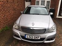2012 Mercedes Benz C220 CDI SE BlueEfficiency Automatic