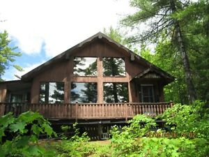 Private Lake Front Cottage for rent