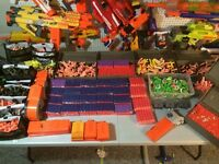 Reload!!! Get ammo for your nerf guns here!!