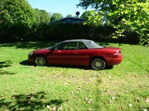 2002 Chrysler Sebring Cabriolet