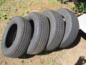 4 pneus d`été