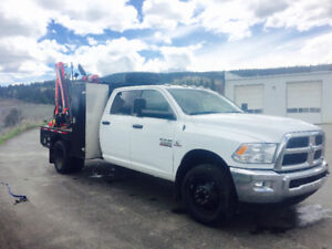 2017 Dodge Ram 3500 Picker Truck *Financing Available*