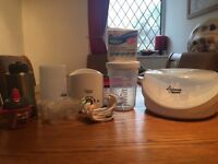 Various Steriliser & Feeding items